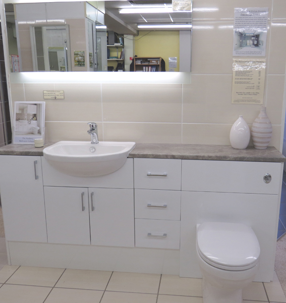 Elegant Bathroom Worktops Countertops Amp Units  Bathstore