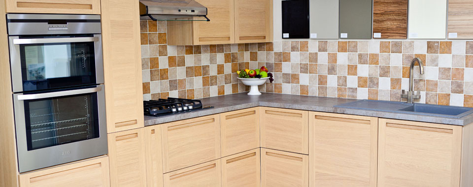 Come and see our new kitchen range